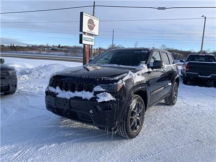 2021 Jeep Grand Cherokee Limited (Stk: 6671) in Sudbury - Image 1 of 20