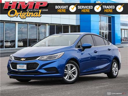2017 Chevrolet Cruze LT Auto (Stk: 75560) in Exeter - Image 1 of 30