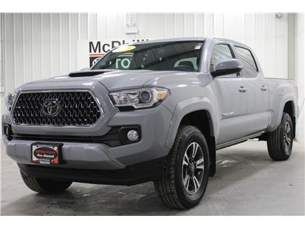 2019 Toyota Tacoma SR5 V6 (Stk: E10018) in Winnipeg - Image 1 of 23