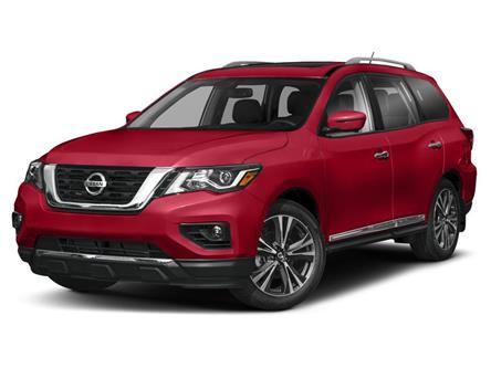 2020 Nissan Pathfinder Platinum (Stk: 0PA2373) in Medicine Hat - Image 1 of 9