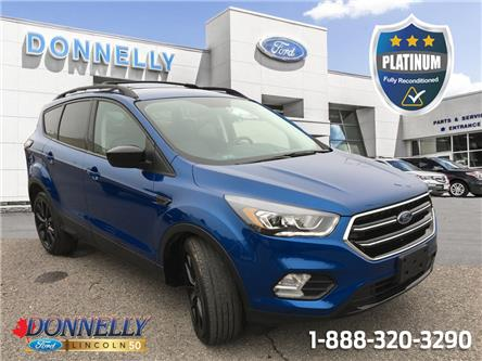 2018 Ford Escape SE (Stk: PLDT1319A) in Ottawa - Image 1 of 24