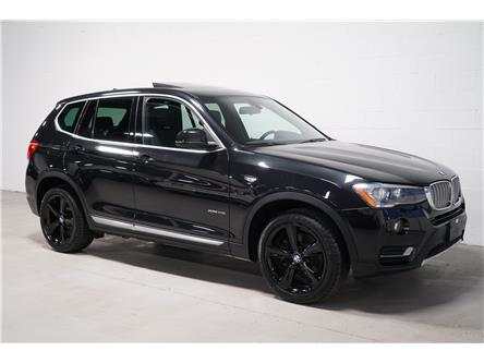 2017 BMW X3 xDrive28i (Stk: T05045) in Vaughan - Image 1 of 28