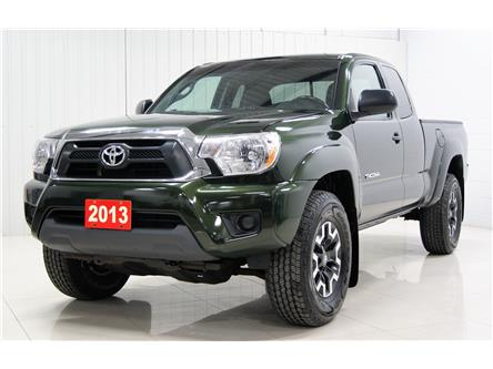 2013 Toyota Tacoma Base (Stk: T21088A) in Sault Ste. Marie - Image 1 of 14