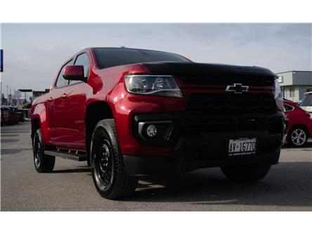 2021 Chevrolet Colorado LT (Stk: T1179929) in Oshawa - Image 1 of 19