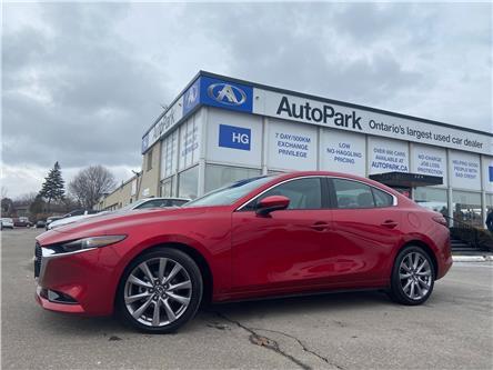 2019 Mazda Mazda3 GT (Stk: 19-04450) in Brampton - Image 1 of 25