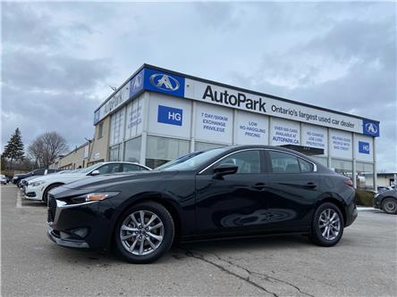 2019 Mazda Mazda3 GS (Stk: 19-33577) in Brampton - Image 1 of 21
