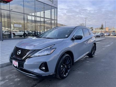 2021 Nissan Murano Midnight Edition (Stk: T21024) in Kamloops - Image 1 of 26