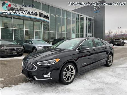 2019 Ford Fusion Hybrid Titanium (Stk: 14593) in Newmarket - Image 1 of 29
