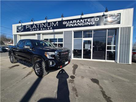 2020 GMC Sierra 1500 AT4 (Stk: 135281) in Kingston - Image 1 of 22