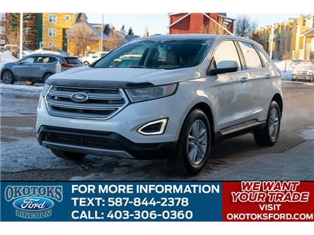 2018 Ford Edge SEL (Stk: B84060) in Okotoks - Image 1 of 25
