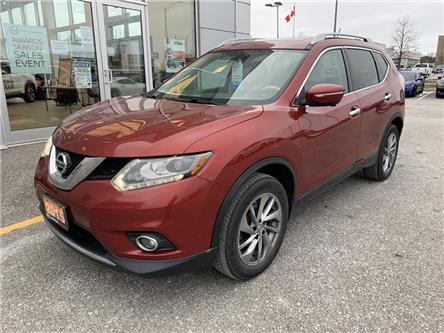 2015 Nissan Rogue  (Stk: LN134867A) in Bowmanville - Image 1 of 22