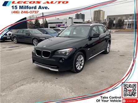 2012 BMW X1 xDrive28i (Stk: R81352) in Toronto - Image 1 of 10