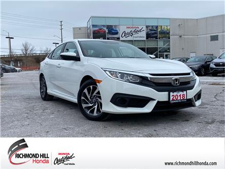 2018 Honda Civic SE (Stk: 203233P) in Richmond Hill - Image 1 of 21