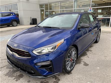 2021 Kia Forte GT (Stk: 2111499) in Scarborough - Image 1 of 8