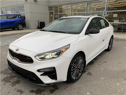 2021 Kia Forte GT (Stk: 2111515) in Scarborough - Image 1 of 9