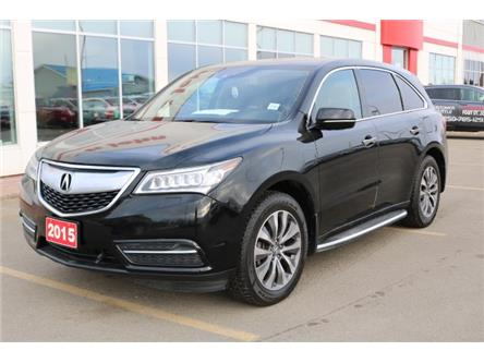 2015 Acura MDX Navigation Package (Stk: U1218) in Fort St. John - Image 1 of 27