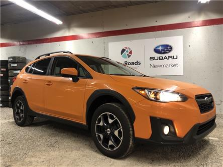 2018 Subaru Crosstrek Touring (Stk: P797) in Newmarket - Image 1 of 12