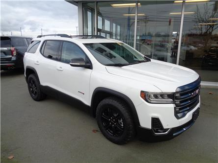 2021 GMC Acadia AT4 (Stk: T21042) in Campbell River - Image 1 of 30