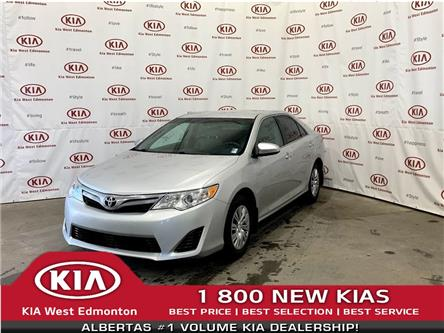 2014 Toyota Camry LE (Stk: BM3947) in Edmonton - Image 1 of 24