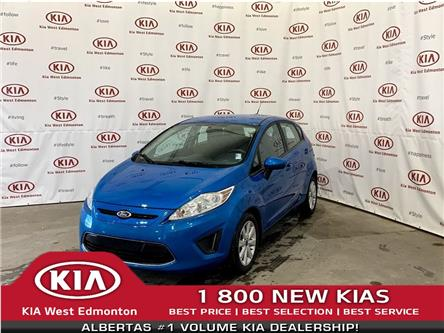 2012 Ford Fiesta SE (Stk: BM3927) in Edmonton - Image 1 of 22