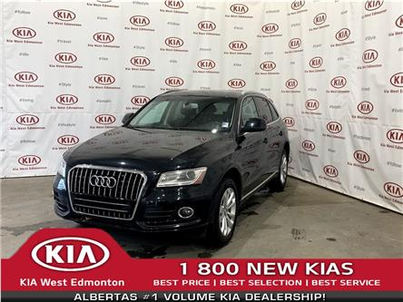 2013 Audi Q5 3.0T Premium Plus (Stk: 22707A) in Edmonton - Image 1 of 27