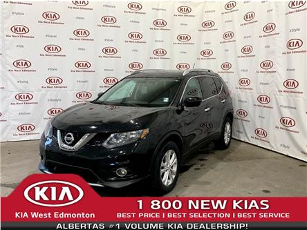 2016 Nissan Rogue SV (Stk: 22712A) in Edmonton - Image 1 of 31