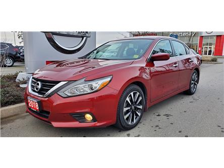 2018 Nissan Altima 2.5 SV (Stk: 9S7513A) in Courtenay - Image 1 of 15