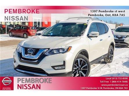 2020 Nissan Rogue SL (Stk: 20080) in Pembroke - Image 1 of 24
