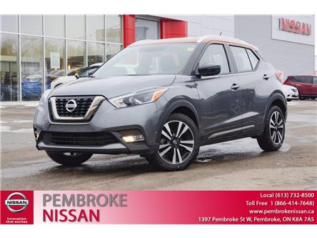 2019 Nissan Kicks SR (Stk: P199) in Pembroke - Image 1 of 29