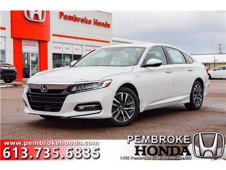 2020 Honda Accord Hybrid Touring (Stk: 20299) in Pembroke - Image 1 of 30