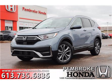 2021 Honda CR-V Touring (Stk: 21022) in Pembroke - Image 1 of 30