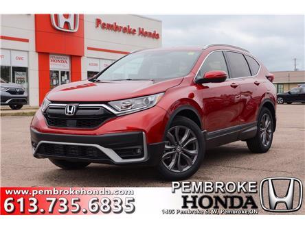 2020 Honda CR-V Sport (Stk: 20267) in Pembroke - Image 1 of 30