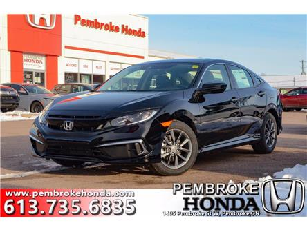 2021 Honda Civic EX (Stk: 21033) in Pembroke - Image 1 of 30