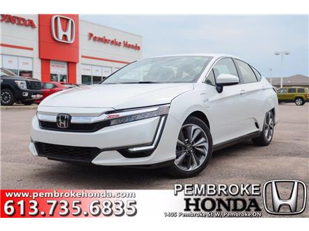 2020 Honda Clarity Plug-In Hybrid Touring (Stk: 20172) in Pembroke - Image 1 of 28