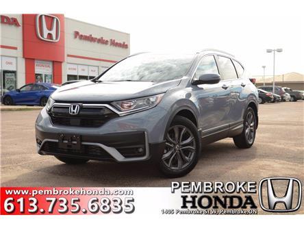 2020 Honda CR-V Sport (Stk: 20269) in Pembroke - Image 1 of 30