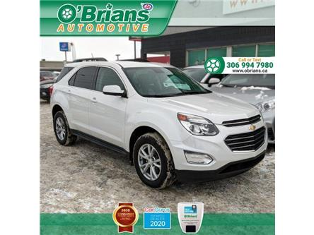 2017 Chevrolet Equinox LT (Stk: 14110A) in Saskatoon - Image 1 of 23