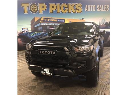 2018 Toyota Tacoma TRD Off Road (Stk: 164904) in NORTH BAY - Image 1 of 29