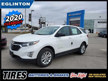 2020 Chevrolet Equinox LS (Stk: L6210654) in Mississauga - Image 1 of 19