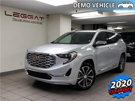 2020 GMC Terrain Denali (Stk: 208070) in Burlington - Image 1 of 21
