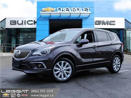 2016 Buick Envision Premium II (Stk: 6220J) in Burlington - Image 1 of 28