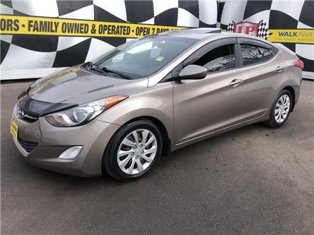 2013 Hyundai Elantra GLS (Stk: 50369) in Burlington - Image 1 of 21