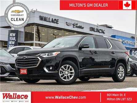 2018 Chevrolet Traverse 2018 Chev Traverse 7pass, Rmt ST, HD Trail pkg, (Stk: PR5393) in Milton - Image 1 of 2