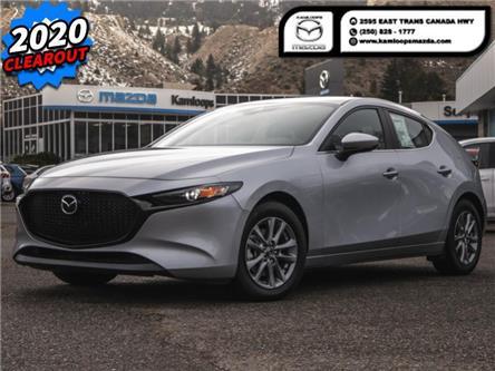 2020 Mazda Mazda3 Sport GS (Stk: EL010) in Kamloops - Image 1 of 33