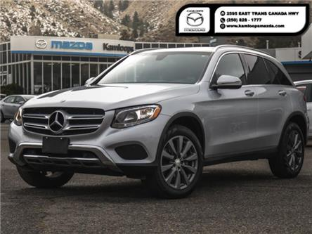 2016 Mercedes-Benz GLC-Class Base (Stk: YL050G) in Kamloops - Image 1 of 39