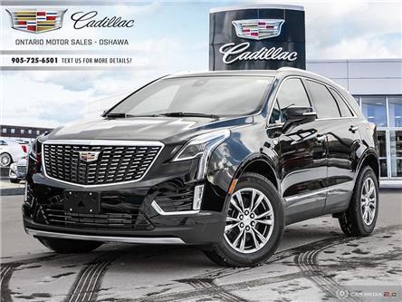 2021 Cadillac XT5 Premium Luxury (Stk: T1158460) in Oshawa - Image 1 of 18