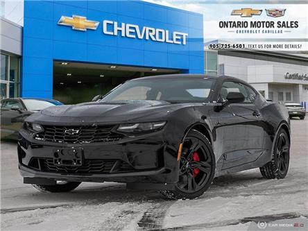 2021 Chevrolet Camaro LT1 (Stk: 1123597) in Oshawa - Image 1 of 18
