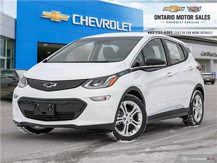2021 Chevrolet Bolt EV LT (Stk: 1100105) in Oshawa - Image 1 of 18