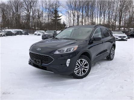 2021 Ford Escape SEL (Stk: ES21068) in Barrie - Image 1 of 15