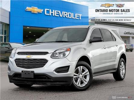 2016 Chevrolet Equinox LS (Stk: 13998B) in Oshawa - Image 1 of 36