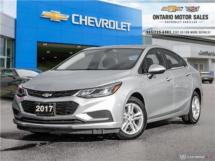 2017 Chevrolet Cruze LT Auto (Stk: 14008A) in Oshawa - Image 1 of 36